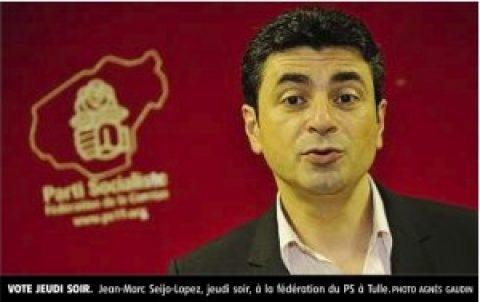 Jean-Marc Seijo-Lopez, nouveau Premier Secrétaire fédéral