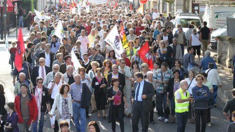 Manif du 19 octobre > A fond la mobilisation !