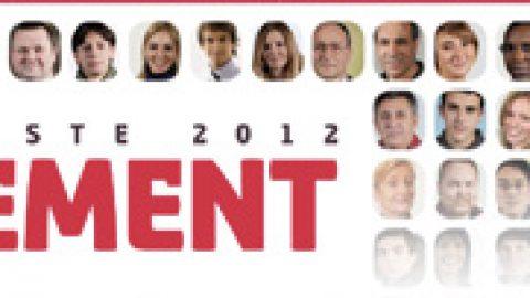 Projet socialiste 2012