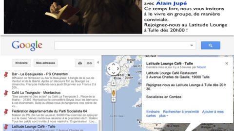 Rejoignez-nous au Latitude Lounge café à Tulle pour suivre le débat entre François Hollande et Alain Jupé