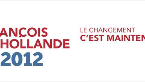 Lancement du comité de soutien de François Hollande