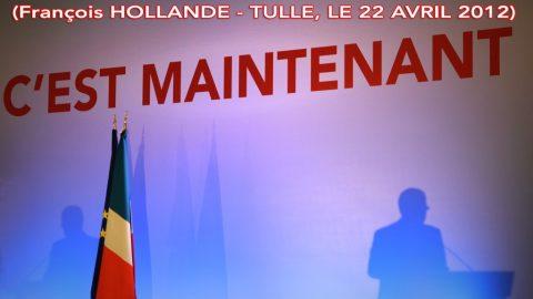 Résultats du 1er tour de la Présidentielle en Corrèze