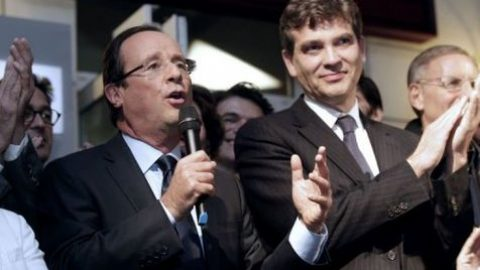 Arnaud Montebourg à Égletons le jeudi 5 avril à 20H30