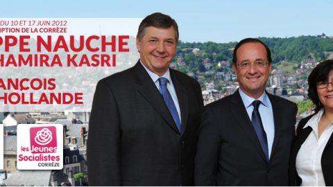 Législatives 2012 : Le site de campagne de Philippe Nauche