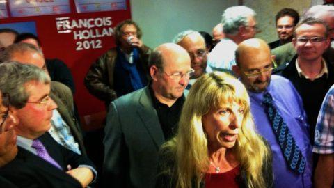Sophie Dessus élue et Philippe Nauche très proche !