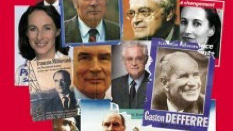 Rentrée littéraire : Politiques, Affichez-vous !