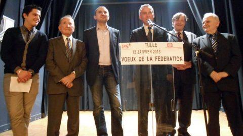 Vœux 2013 de la fédération de la Corrèze