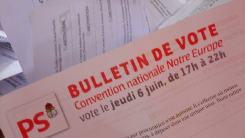 Convention nationale « Notre Europe »
