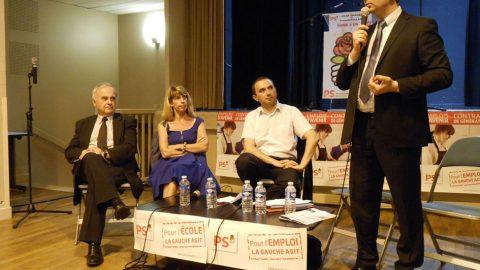 Laurent Grandguillaume à Tulle le 14 juin : « Des réformes majeures ont été engagées ».