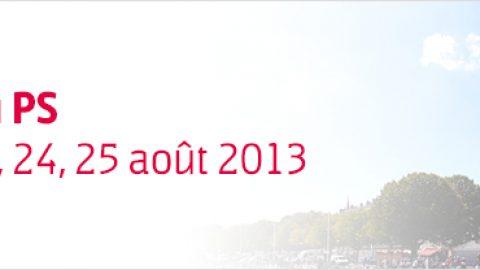 Université d'été La Rochelle 2013
