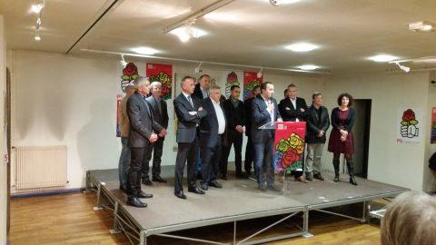 Vœux de la fédération du PS : « Porter haut les couleurs de la Corrèze à Bordeaux »