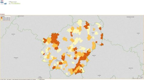 Dotations de l'Etat aux collectivités : 125 communes de Corrèze sont perdantes !