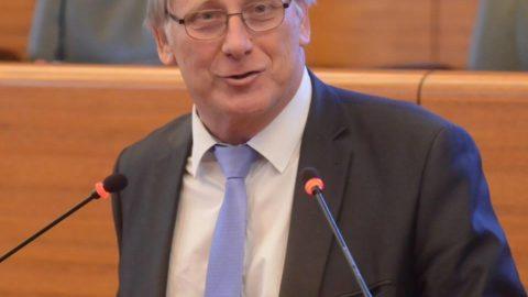 Décès de Gérard VANDENBROUCKE