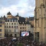 Tulle le 6 mai 2012 Photo PS de la Corrèze