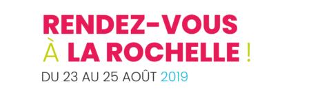 Universités d'été du PS: Rendez-vous à La Rochelle du 23 au 25 août 2019 !