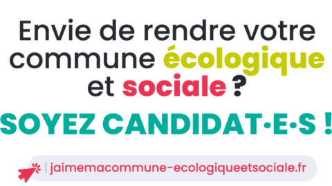 Envie de rendre votre commune écologique et sociale ?